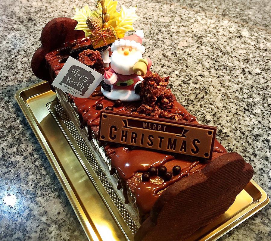クリスマスケーキコフレショコラ