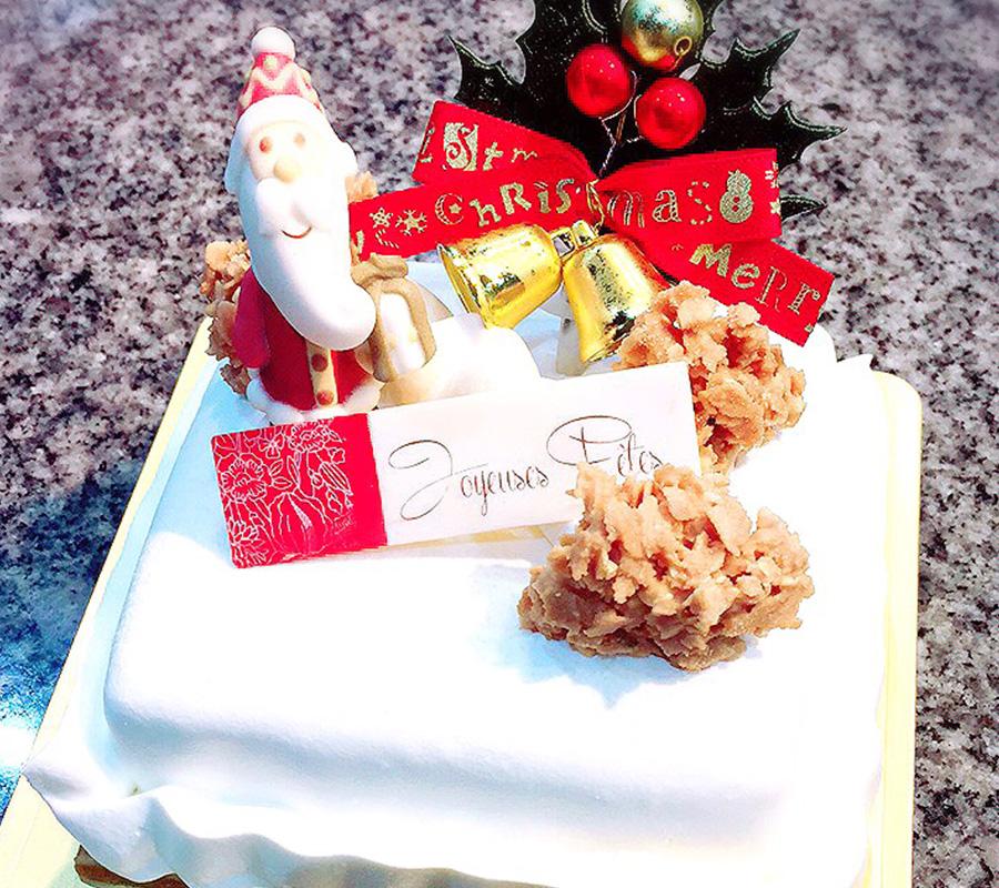 クリスマスケーキノエル・フロマージュ